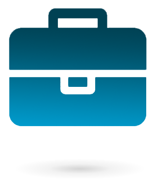 icon of briefcase