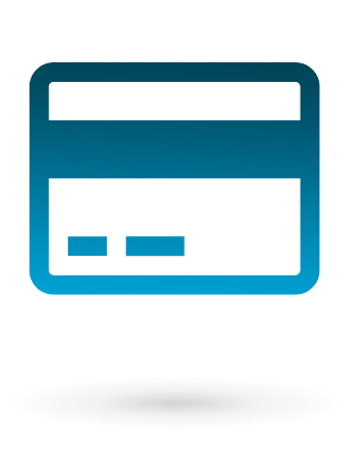 icon for credit card