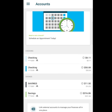 How to make a mobile deposit with Nymeo App