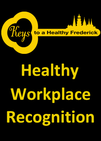 Healthy workplace recognition